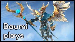 Dota 2 | BLOWING UP THE TEAM!! | Baumi plays Skywrath Mage
