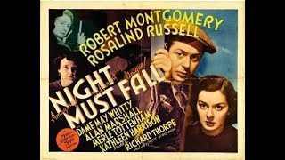 Night Must Fall (1964) - Official Movie Trailer