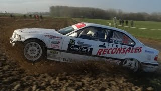Rally van Haspengouw 2017 : Crash & Action ! [HD]