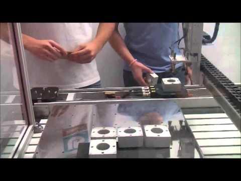 automatización industrial – fms208