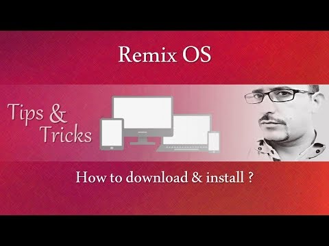 #40 Tips & Tricks: How to download & Install Remix OS in PC or Laptop? | Step by Step | Zero2ninE