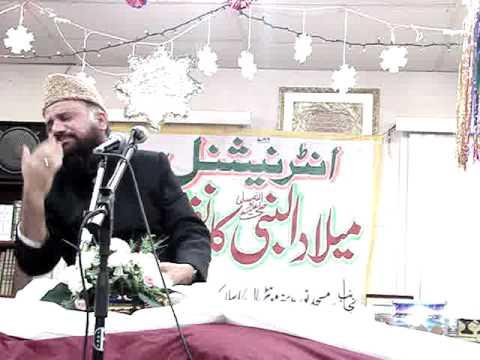 syed fasihuddin soharwardi in montreal (mujhe bhi madine)