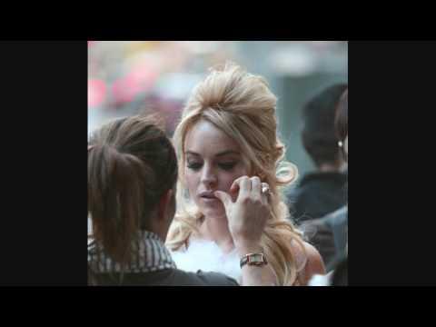 Lindsay Lohan at Photo Shot 4 - 120407 - PapaBrazzi Report