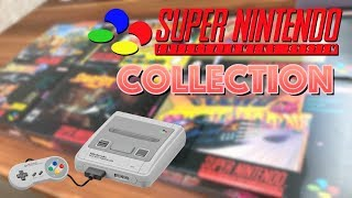 Meine SUPER NINTENDO Collection / Sammlung