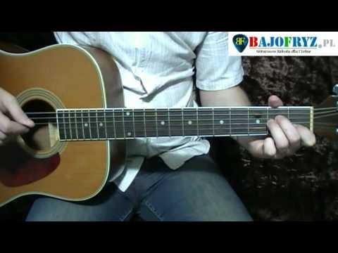 Jak Zagrać Na Gitarze: Chryzantemy Złociste By Bajo