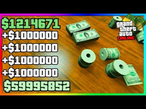 TOP *THREE* Best Ways To Make MONEY In GTA 5 Online   NEW Solo Unlimited Money Guide/Method 1.41