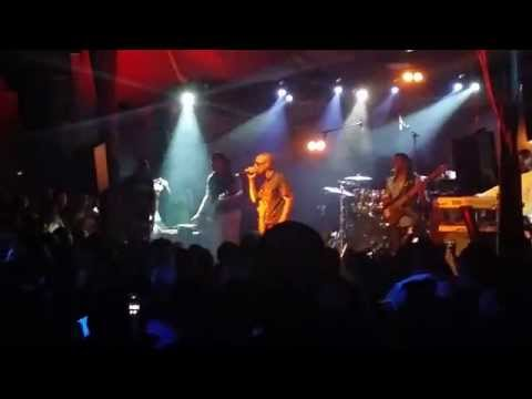 Busy Signal Performing Bumaye Watch Out Fi This Cabaret Sauvage 2014(paris) video
