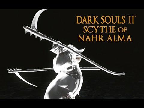 Dark Souls 2 Scythe of Nahr Alma Tutorial (dual wielding w/ power stance)