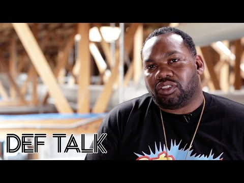 Raekwon The Chef on All Def Digital's Def Talk