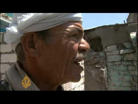 Egypt's revolution fails to benefit slum dwellers