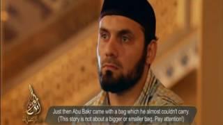 برنامج أيها المُريد | قصة مؤثرة أبكت الحبيب على الجفرى !!