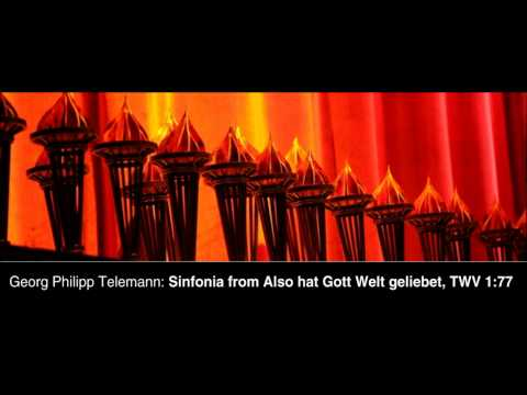 Телеман Георг Филипп - Also hat Gott