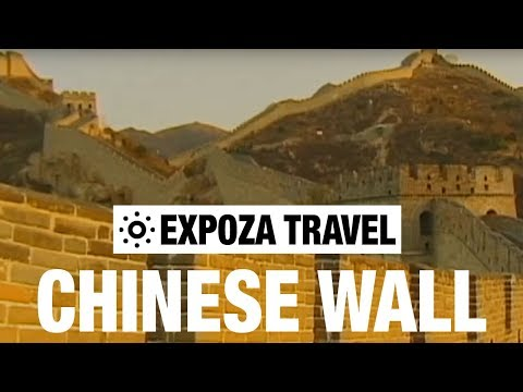 Chinese Wall Vacation Travel Video Guide