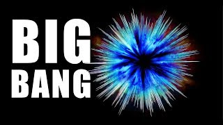 BIG BANG - L'origine de l'Univers ? LDDE