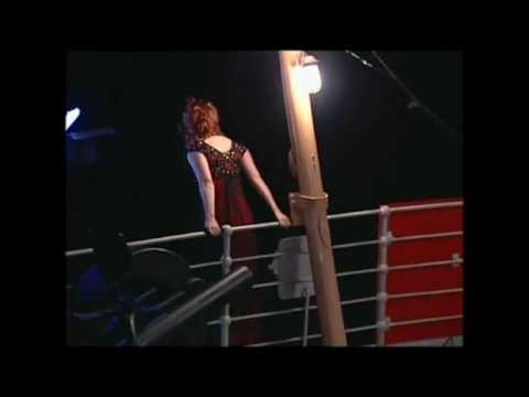 Making Of 'rose's Suicide Attempt'-scene - Titanic video