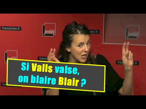Si Valls valse, on blaire Blair ?