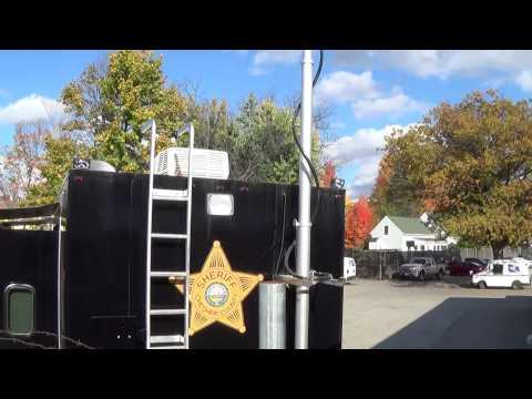 2014 10 17 Pumpkinfest Surveillance RV Up Close