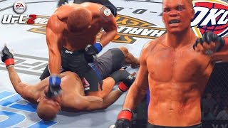 Russell Westbrook Bringing The Thunder 🌩! Folding The Competition! EA Sports UFC 2 Ultimate Team