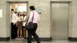 ระวัง หากคุณเข้าลิฟต์เป็นคนสุดท้าย