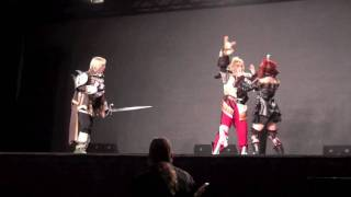 "Anime North 2010 - Masquerade - Entry 21 - ""Parental Control"""