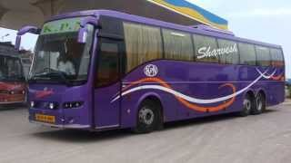 KPN Travels Volvo B9R Bus Parking
