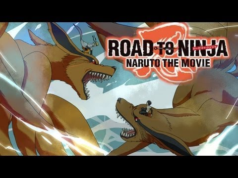 Review: Naruto shippuden road to ninja