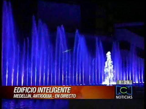Se encendió el tradicional alumbrado público en Medellín   www.canalrcnmsn.com2.flv