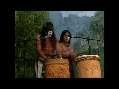 Grupo Calli - Canto Nahuatl - Pako Ilhuikamina