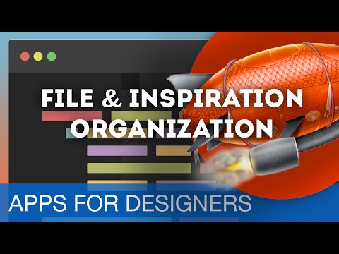 File & Inspiration Organization with Inboardapp • Apps for Designers