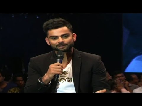 Virat Kohli's Exclusive byte on Anushka Sharma