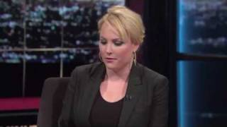 Meghan McCain gets schooled on Real Time w/ Bill Maher