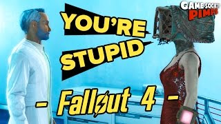 Calling People Stupid in Fallout 4 Pimps (E032) - GSP