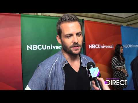 Gabriel Macht Talks Return of 'Suits'