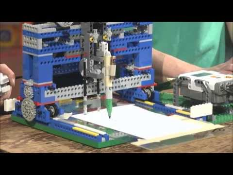 Lorain County Community College Studio Sessions Promo - Episode 002 - Lego Olympiad