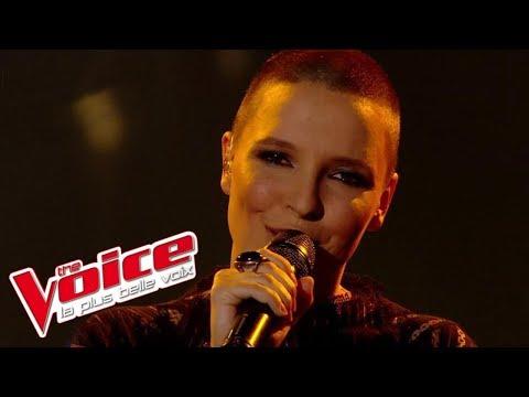 Sia – Chandelier | Anne Sila | The Voice France 2015 | Finale