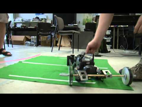 U of M Olympic robots: Weightlifting