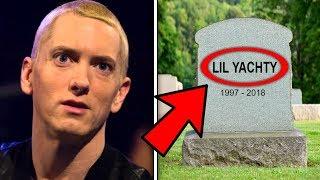 10 Rappers Eminem Dissed in His Kamikaze Album...