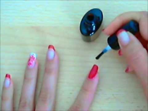 видео нанесения шилака