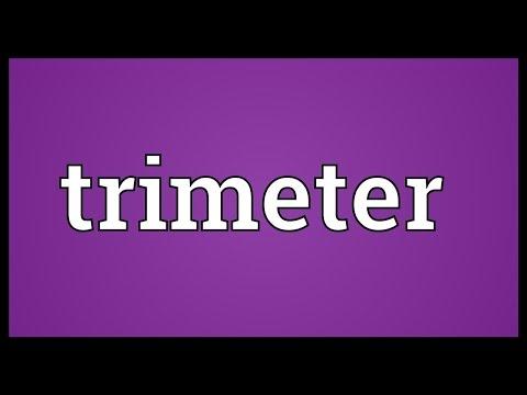 Header of trimeter