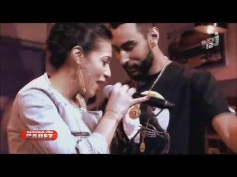 La Fouine Feat. Zaho Ma Meilleure (live) [inedit]