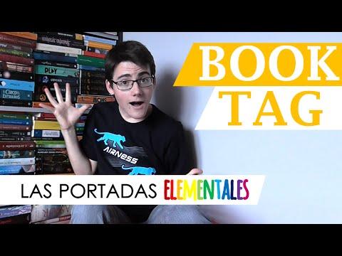 BookTag | Las portadas elementales