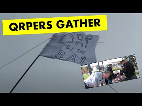 2013 Melbourne QRP by the Bay gathering