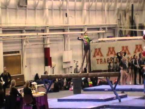Sarah Rhodes, beam from 2012 Gopher invite