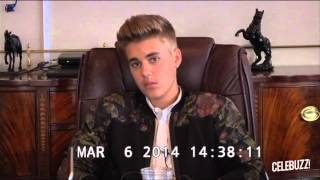 Justin Bieber whines being put through the deposition is