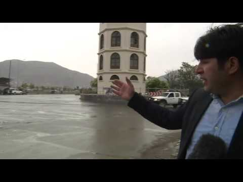 Afghanistan violence  Suicide bombing targets Kabul   BBC News