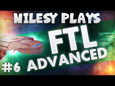FTL: Advanced Edition with Nilesy: I WILL Be A Hero!