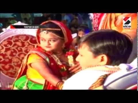 Unique Marriage of smallest couple in Ahmedabad