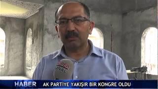 AK Partiye yak���r bir kongre oldu ! (V�DEO)