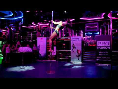 Кругликова Анна - Catwalk Dance Fest VIl [pole dance, aerial] 22 мая 2016г.