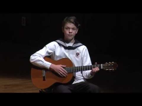 [Vienna Boys Choir] 2015 빈 소년 합창단 신년음악회_Edelweiss